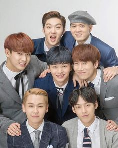 Hyunsik Btob, Yook Sungjae, Lee Minhyuk, Im Hyun Sik, Fans Cafe, Cube Entertainment, Group Photos, Pop Group, Kpop