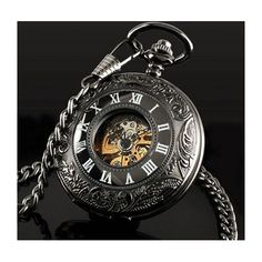 This classic Steampunk pocket watch like this one stands out, which makes it the perfect gift. Get yours today while stocks last.