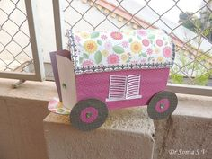 Paper Caravan - Modes of transport school project theme Craft Stick Projects, Book Projects, Craft Stick Crafts, School Projects, Projects For Kids, Diy For Kids, Diy Projects, Diy Crafts, Diy Paper