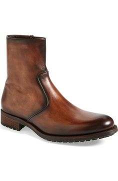 Magnanni 'Lyon' Zip Boot (Men) available at #Nordstrom