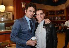 James and Dave Franco | See pics from James's Walk of Fame welcome