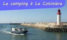 Création du site du loueur de Mobil-Homes Chatelier Location à La Cotinière, sur l'Ile d'Oléron, en Charente-Maritime.