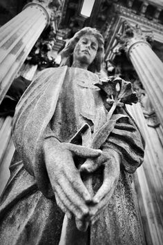 Buenos Aires Angel de la justicia