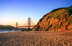 San Francisco is such an amazing experience to explore, from its amazing history, its beautiful parklands and of course, its delicious food! The city itself is one of our favourite places to visit in California