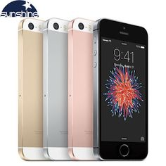 Original Unlocked Apple iPhone SE Phone 4G LTE Mobile Phone Dual Core 4.0 12MP iOS 2G RAM 1664GB ROM Smartphone (32680453894)  SEE MORE  #SuperDeals
