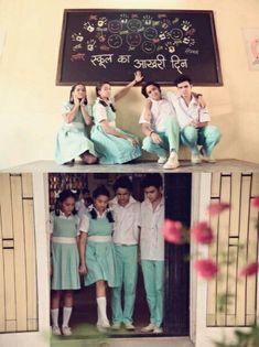 #yudkbh #school ka aakhiri din