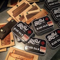 For our local islanders.  Check out @sportsbarbers for all your Big Red Beard needs. #bigredbeardcombs #beard #beardcomb #beardcare #pocketcomb #comb #noshave #movember #girlswholovebeards #gentlemen #menstyle #mensstyle #bearded #beardedmen #beardgang #beardlife #beardstyle #beardstildeath