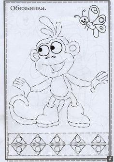 Malvorlage: Drawing for Preschool 2019