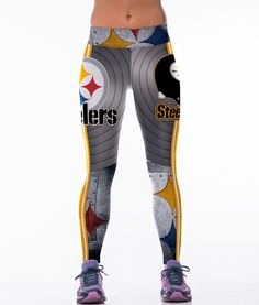 Pittsburgh Steelers **New 2017** Fashion Yoga Pants Workout Sexy Clothing Legging 3D