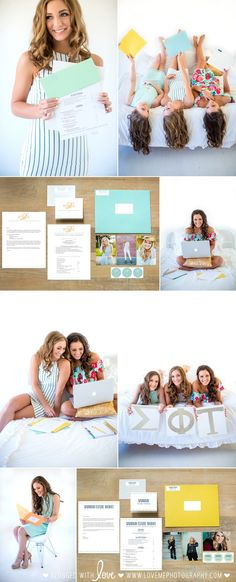 The Ultimate Guide to Sorority Recruitment How to Write a Resume - sorority resume