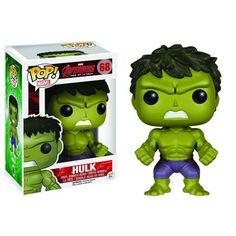 Avengers 2: Age of Ultron Pop! Vinyl Figure - Hulk : Forbidden Planet