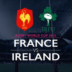 France Vs Ireland (Rugby world cup 2015) - Match preview - http://www.tsmplug.com/football/france-vs-ireland-rugby-world-cup-2015-match-preview/