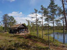 Ergens diep in de bossen van Midden-Zweden, aan een uniek groot verlaten meer, ligt dit royale natuurhuisje die je rust, stilte en een intense natuurbeleving biedt. Vanuit het huisje zie je na een lange zomerdag de zonsondergang in de meeste mooie kleuren.