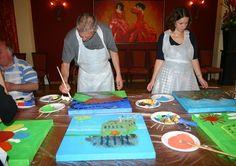 Atelier Carpe Diem organiseert voor diverse groepen creatieve uitjes. Atelier Carpe Diem is gelegen in de bossen van de Biesterije een landgoed van...