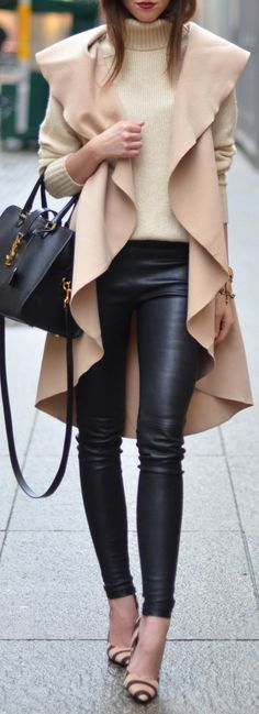 Beige and Camel