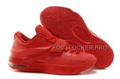 size 40 bcd5d 70b87 Discount Nike Zoom KD Vii Mens Red Snake Skin
