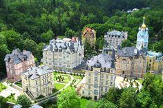 Luxus, Wellness & Jugendstilvillen in Karlsbad: 2 Nächte im 5-Sterne Hotel mit Frühstück, Wellnessbehandlungen + Seilbahnticket ab 149 € - Urlaubsheld | Dein Urlaubsportal