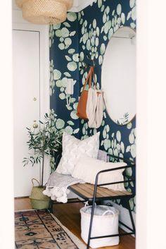 How An Interior Designer Decorates Her 700-Square-Foot Manhattan Home | Glitter Guide