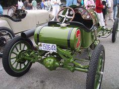 1917 Model T Racer. Rajo Model 'B' OHV conversion, Aluminum Warford, Rajo head, Zenith Carburator--Owner John Kent via NW Vintage Speedsters