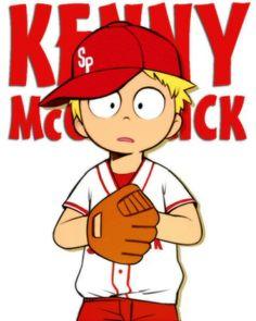 Kenny McCormick ~ baseball boy #BaseballBoys