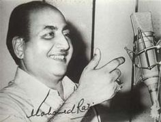 The great Md Rafi...soulful...