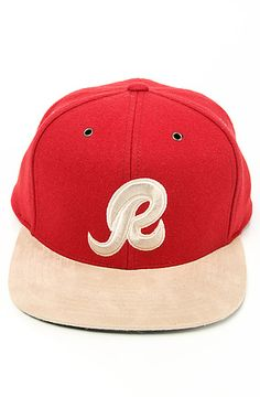 Mitchell  amp  Ness The Washington Redskins Winter Suede Snapback Cap in  Gold   Karmaloop. 0a92cdd5546c