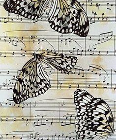 La musique donne une âme à nos coeurs et des ailes à la pensée. Platon