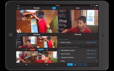 iOgrapher TV - Multicam Shoot with Recolive Multicam App