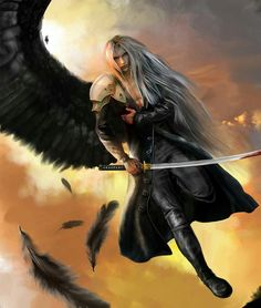 One Winged Angel...Sephiroth