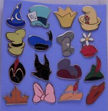 disney pin trading collections list - Google Search