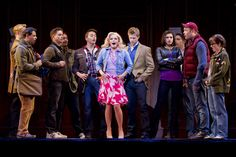 Legally Blonde the Musical UK Tour