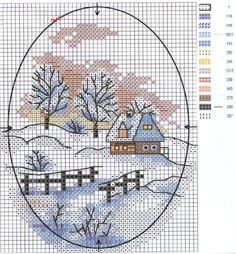 Thrilling Designing Your Own Cross Stitch Embroidery Patterns Ideas. Exhilarating Designing Your Own Cross Stitch Embroidery Patterns Ideas. Cross Stitch House, Xmas Cross Stitch, Cross Stitch Cards, Cross Stitching, Cross Stitch Embroidery, Embroidery Patterns, Needlepoint Patterns, Cross Stitch Christmas Ornaments, Christmas Cross