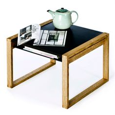 Collect Furniture sofa bord - olieret natur eg