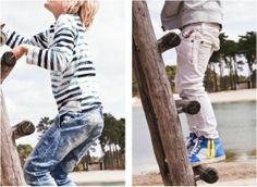 Summer days outfit for kids