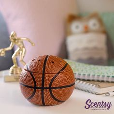 Scentsy Basketball Warmer Slam Dunk #basketball #coachgift
