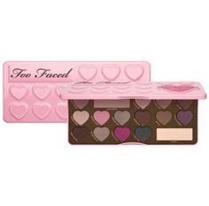 Chocolate Bon Bons, la nouvelle palette de Too Faced - Christmas !!