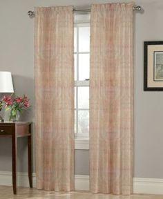 "Homewear Heather Paisley 54"" x 108"" Panel - Pink"