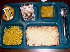 Haha.... Remember these schools lunches?!?!!