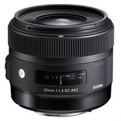 Sigma ART 30mm f/1.4