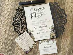 Ya no busques más: los diseños más chic de invitaciones de bodas los encontrarás en este artículo. ¡Inspírate con éstas piezas de arte y encuentra tu invitación ideal!