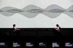 [Pics] Ryoji Ikeda's Mindblowing Audiovisual Performance Comes To North America   The Creators Project