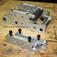 Small Wheel Holder & Belt Guide Combo!