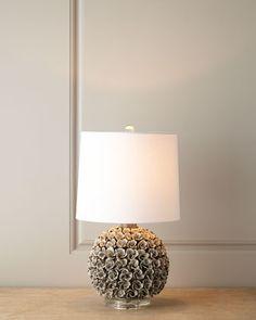 Rosebud Lamp at Neiman Marcus.