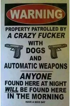 This has been a Public Service Announcement. Gun Quotes, Life Quotes, Funny Signs, Funny Jokes, Funny Stuff, Random Stuff, Gun Humor, By Any Means Necessary, Encouragement