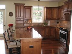 Wayne Homes Kitchens On Pinterest Wayne Homes Winchester And Venetian Gold Granite