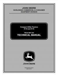 john deere l100 l108 l110 l111 l118 l120 and l130 lawn tractors rh pinterest com John Deere L108 Service Manual l118 john deere owners manual