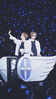 Jin & RM