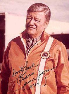 John Wayne In Hellfighters 1968