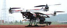 Black Hawk Quadcopter from AliShanMao