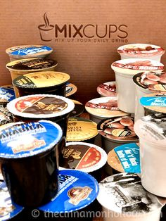 (MixCups Monthly Cof